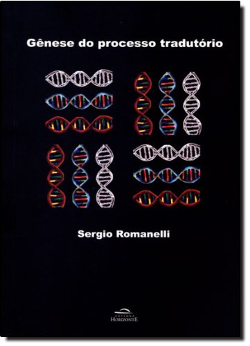 Gênese do Processo Tradutório, livro de Sergio Romanelli