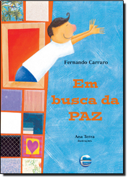 Em Busca da Paz, livro de Fernando Carraro