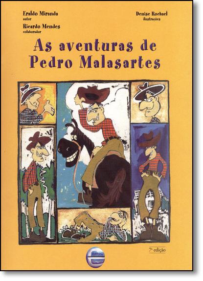 Aventuras de Pedro Malasartes, As, livro de Eraldo Miranda
