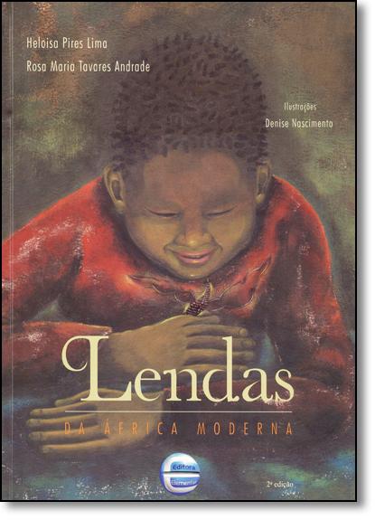 Lendas da África Moderna, livro de Heloisa Pires Lima
