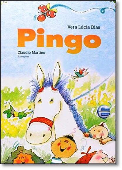 Pingo, livro de Vera Lúcia Dias