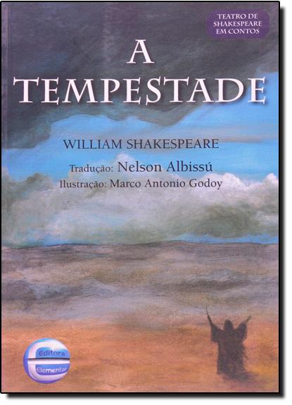 Tempestade, A, livro de William Shakespeare