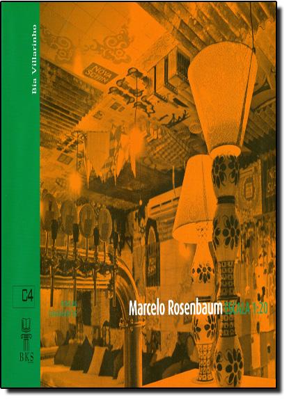 Espaços Cenográficos: Escala 1:20 - Marcelo Rosenbaum, livro de Bia Vilarinho