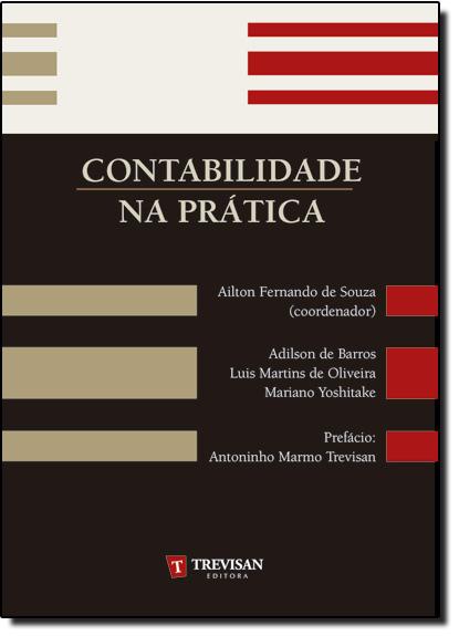 Contabilidade na Prática, livro de Ailton Fernando de Souza