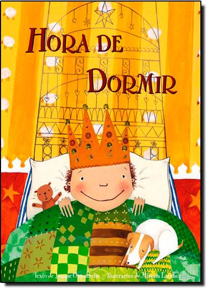 Hora de Dormir, livro de Joanne Oppenheim