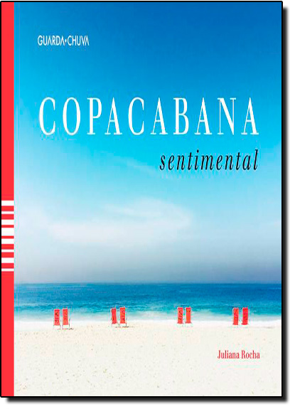 Copacabana Sentimental, livro de Juliana Rocha