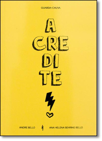Acredite!, livro de Andre Bello