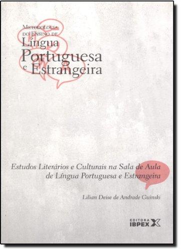 ESTUDOS LITERÁRIOS E CULTURAIS NA SALA DE AULA DE LING PORT E ESTRANG - VOL 06, livro de