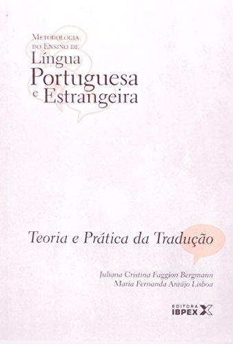 TEORIA E PRÁTICA DA TRADUÇÃO VOL 07, livro de