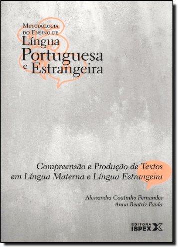 COMPREENSÃO E PRODUÇ DE TEXTOS - LING MATERNA E EST - VOL 05, livro de