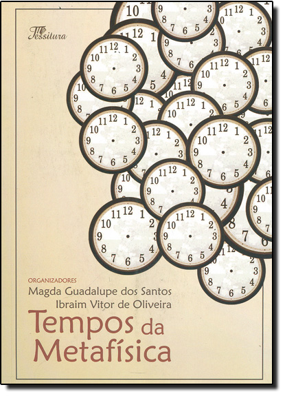 Tempos da Metafísica, livro de Magda Guadalupe dos Santos