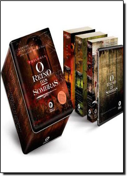 Reino das Sombras, O - Trilogia, livro de Robson Pinheiro