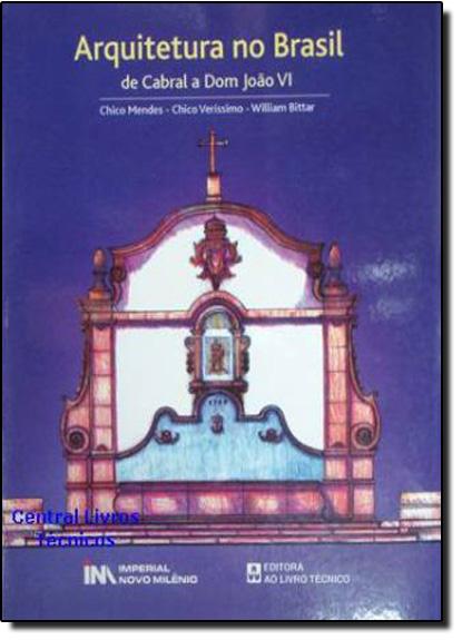 Arquitetura no Brasil, livro de Bittar/Verissimo/Mendes