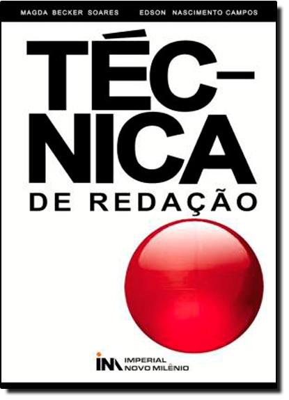 Técnica de Redação, livro de Magda Becker Soares