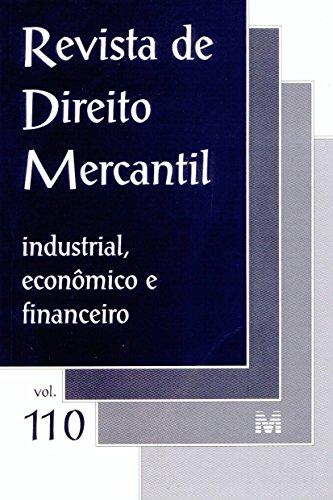 Revista De Direito Mercantil - N. 110, livro de Varios