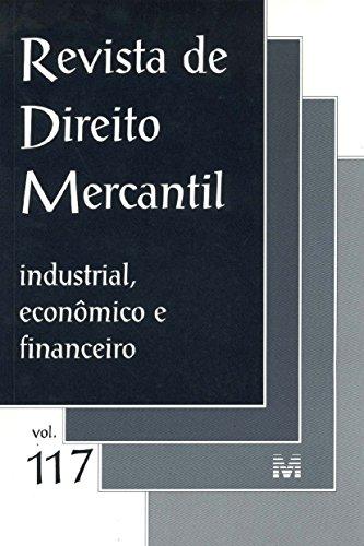 Revista De Direito Mercantil - N. 117, livro de Varios