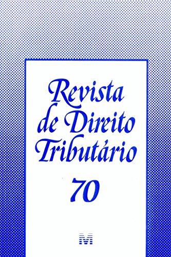 Revista De Direito Tributario - N. 70, livro de Varios