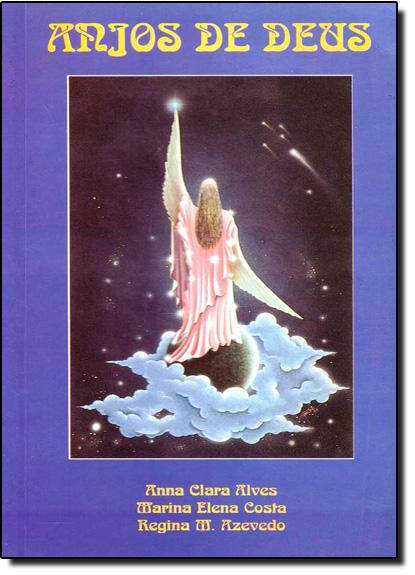 Anjos de Deus, livro de Anna Clara Alves
