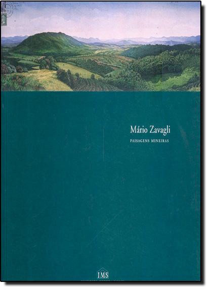 Mário Zavagli : Paisagens Minerais, livro de MArio Zavagli