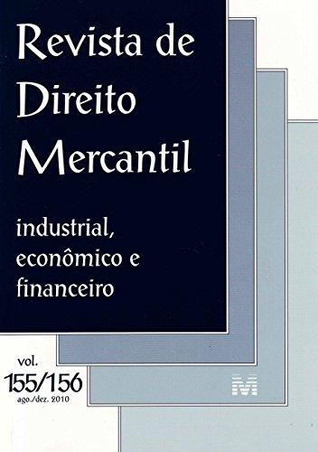Revista De Direito Mercantil - N. 155/156, livro de Varios