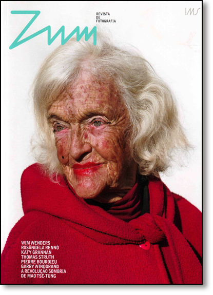 Zum: Fotografia - Vol.4, livro de Win Wenders