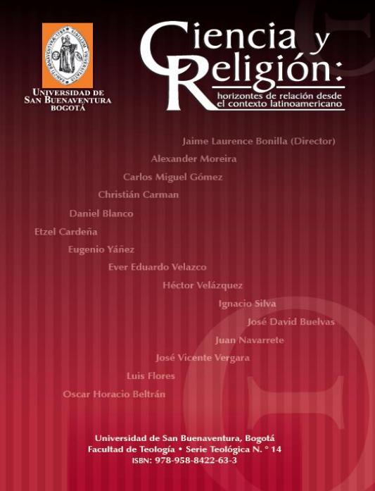Ciencia y religión: horizontes de relación desde el contexto latinoamericano, livro de Jaime Laurence Bonilla Morales (org.)
