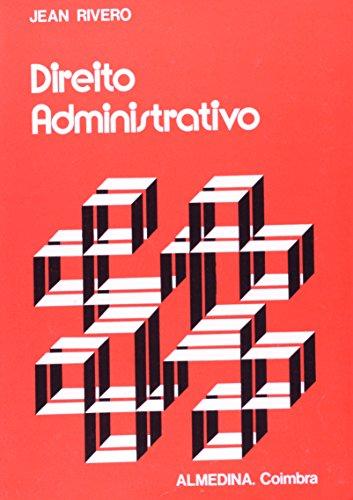 Direito Administrativo, livro de Jean Rivero