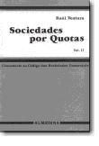 Sociedades por Quotas - Vol. II, livro de Raúl Ventura