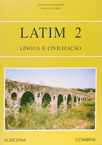 Latim 2, livro de Isaltina F. Martins