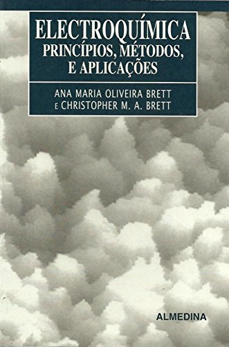 Electroquimica-Principios, Metodos, livro de M.A. Brett