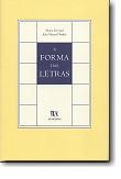 A Forma das Letras, livro de Maria Ferrand e João Manuel Bicker