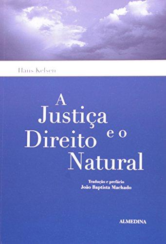 A Justiça e o Direito Natural, livro de Hans Kelsen