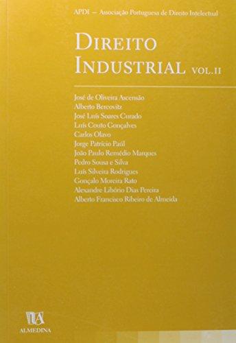 Direito Industrial - Vol. II, livro de Vários