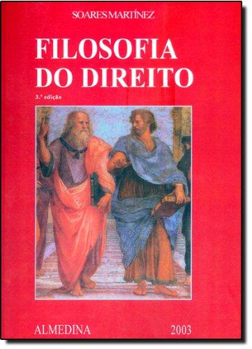 Filosofia do Direito, livro de Pedro Soares Martínez