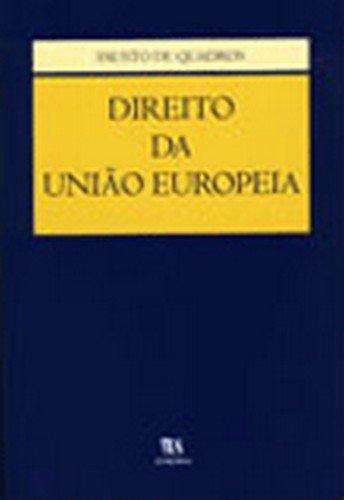 Direito da União Europeia, livro de Fausto de Quadros