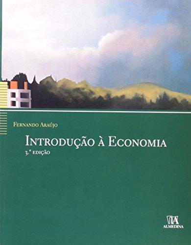Introdução à Economia, livro de Fernando Araújo