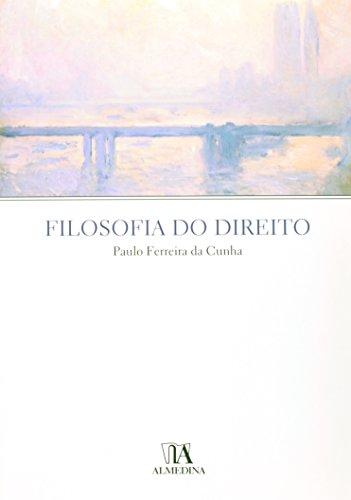 Filosofia do Direito, livro de Paulo Ferreira da Cunha