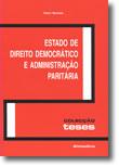 Estado de Direito Democrático e Administração Paritária, livro de Pedro Machete