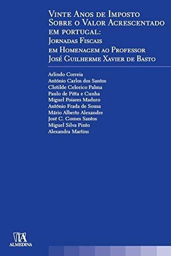 Vinte Anos de Imposto sobre o Valor Acrescentado em Portugal, livro de Vários