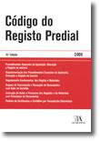 Código do Registo Predial - 2008, livro de BDJUR