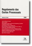 Regulamento das Custas Processuais, livro de Salvador da Costa