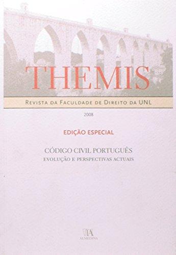 Themis Edição Especial - 2008 (Código Civil Português, Evolução e Perspectivas Actuais), livro de Vários