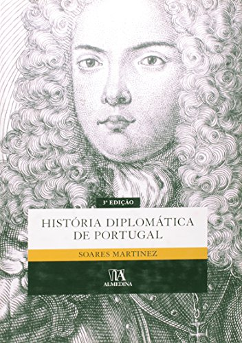 História Diplomática de Portugal, livro de Pedro Soares Martínez