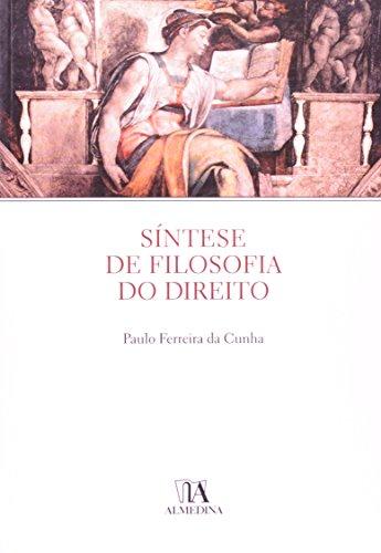 Síntese de Filosofia do Direito, livro de Paulo Ferreira da Cunha