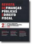 Revista de Finanças Públicas e Direito Fiscal - Ano II - Número 2 - Verão, livro de Diretor: Eduardo Paz Ferreira