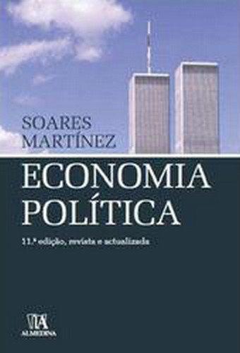 Economia Política, livro de Pedro Soares Martínez