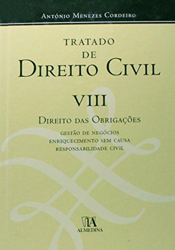 Tratado de Direito Civil Português II - Direito das Obrigações Tomo III, livro de António Menezes Cordeiro