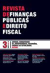Revista de Finanças Públicas e Direito Fiscal - Ano III - Número 3 - Outono, livro de Diretor Eduardo Paz Ferreira
