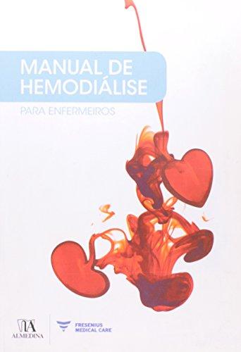 Manual de Hemodiálise Para Enfermeiros, livro de Fresenius Medical Care