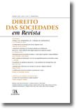 Direito das Sociedades em Revista - Ano 3 ( Março 2011 ) Volume 5, livro de Direcção: Rui Pinto Duarte, Jorge Manuel Coutinho de Abreu, Pedro Pais de Vasconcelos